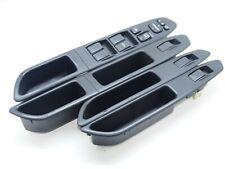 JDM RHD Subaru SG5 Forester SG9 STi Main Power Window Switch Set OEM 2003-2008