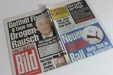 BILDzeitung 21.07.2000 Juli 21.7.2000 Geschenk 20. 21. 22. 23. 24. Geburtstag