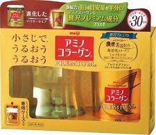 Meiji Premium Amino Collagen Powder 30days 90g Gold Starter Kit Supplement Japan
