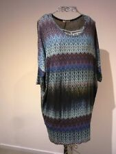 METALICUS - Cool multicolored  dress ONE SIZE (10-14)