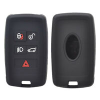 Silicone Remote Key Case Fob Cover For Range Rover Velar Land Rover Discovery 5