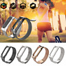 SA Xiaomi Mi Band 2 Smart Bracelet Stainless Steel Watch Band Strap Metal Wrist