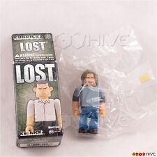"""Lost TV series James Ford AKA Sawyer Kubrick 2"""" action figure box by Medicom Toy"""