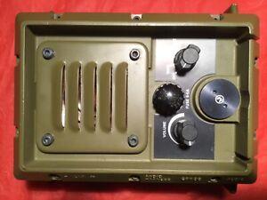 PLESSEY MILITARY COMMUNICATIONS LS-F300 Loudspeaker/Amplifier