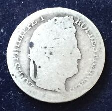Frankreich /France 50 Cent 1846 Louis Philippe .900 Silber KM#768