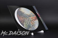 "10pz KIT COMPLETO x LP 12"" PICTURE DISC in CARTONE NERO + BUSTA dischi vinile DJ"