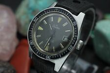 Vintage TRADITION Sears Automatic Stainless Steel 38mm Men's Diver's Watch