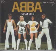 Abba Collected 3 CD Set Sealed 50 tracks 2011