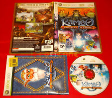 KAMEO ELEMENTS OF POWER XBOX 360 Versione Ufficiale Italiana 1ª Ed ○ COMPLETO DF