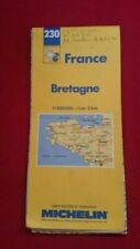 Cartes routières de collection france Années 1930 sur michelin
