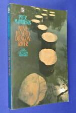 NINE HEADED DRAGON RIVER Peter Matthiessen BOOK Zen Buddhism