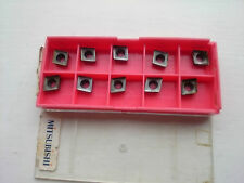 10 Mitsubishi Carbide Tips ccmx083508en-a hti20t (ccmx083508 ccmx 083508 en-a