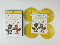 Rusty & Rosy Level Three DVD Collection Waterford Early Reading Program 4 Discs