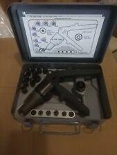 FSI. D-100-MIL-1 Hydraulic blind rivet fastener installation kit w case. New