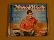 2-CD STUDIO BRUSSEL / MUSIC@WORK - DAYTIME DELIGHTS 4