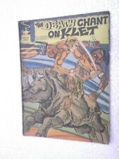 FLASH GORDON THE DEATH CHANT OF KLET  NO 324 INDRAJAL ENGLISH  Rare Comic India