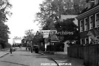Idf-5 Animated Street View, Forty Hill, Enfield Middlesex. Photo
