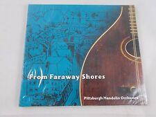 From Faraway Shores Pittsburgh Mandolin Orchestra Sealed CD
