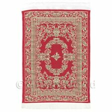 Dolls House Medium Rectangular French Provincial Carpet / Rug (fpnmr04)