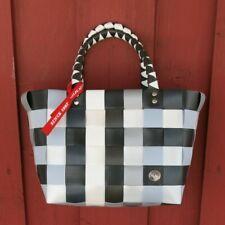 Witzgall ICE BAG Mini 5008 16 grau schwarz weiß Einkaufskorb klein