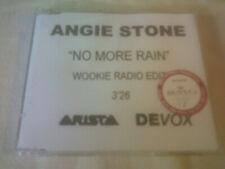 ANGIE STONE - NO MORE RAIN (WOOKIE REMIX) - PROMO CDR SINGLE