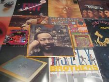 DISCO PARTY CD & VINYL SET RARE METAL CAN CD + 100 TRACK 5 CD SET +15 VINYL LP'S