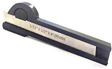 Lathe Cut Off Parting Tool Holder 34 Width Amp Hss Blade 332 X 12x 3 12