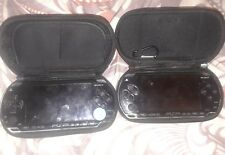 Lot x2 Playstation PSP-1001  Consoles As Is For Parts