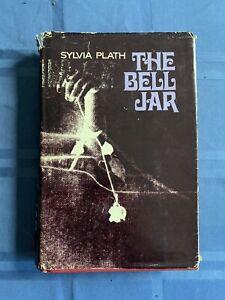 The Bell Jar - Sylvia Plath 1971 Book Club Edition (first US print)