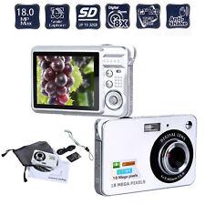 "18MP Digital Camera DV 2.7"" TFT LCD Display 8x Zoom HD Camcorder Video Recording"