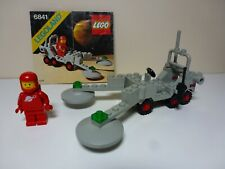 LEGO Classic Space Mineral Detector (6841) with original instructions