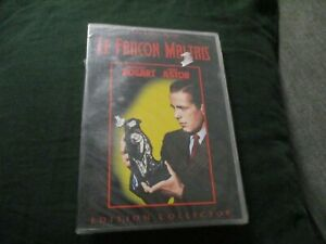 "EDITION COLLECTOR 2 DVD ""LE FAUCON MALTAIS"" Humphrey BOGART, Mary ASTOR"