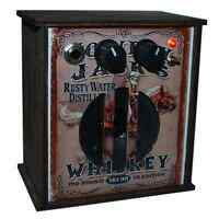 Guitar Amplifiers Cigar box Guitar Amp Distortion effect Custom wooden box