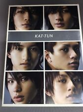 Kat-Tun Real Face / Best Of / Real face Film CD+DVD+Photo Book(Japan) G-18115-13