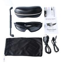 Smart Live Streaming Glasses HD 1080P Cap Hidden WIFI Camera Video Glasses UV