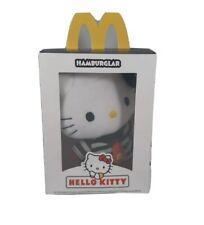 Hello Kitty McDonald's Hamburglar Plush - With the Box