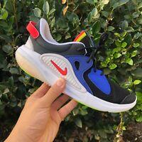 NIKE JOYRIDE CC MEN'S BLACK/LASER mesh  light weight athletic shoes AO1742-006
