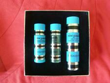 VINTAGE YVES SAINT LAURENT RIVE GAUCHE 100ml EDT SPRAY GIFT SET NEVER USED LOOK!