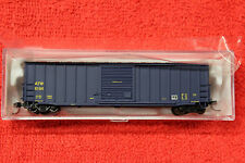 50001286 Atlantic & Western 50' Rib Side Box Car NEW IN BOX