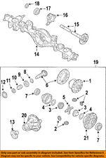 KIA OEM 03-09 Sorento Front Differential-Front Pinion Bearing 0060427220