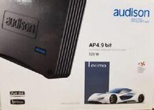 AUDISON AP4.9 BIT  PRIMA 4-CHANNEL DIGITAL AMPLIFIER w/  PROCESSOR  (NEW)