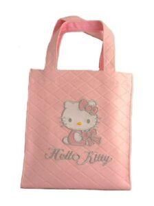 HELLO KITTY hallo borsa ROSA donna ragazza tracolla moda giovanile bag elegante