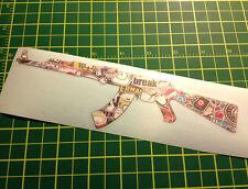JDM Sticker Bombing Graffiti Sticker Decal Drift Race Dope Low Slammed (AKbom)
