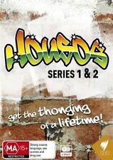 Housos Box - Series 1 & 2 NEW R4 DVD