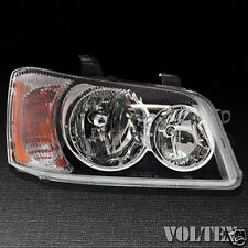 2001-2003 Toyota Highlander Headlight Lamp Clear lens Halogen Right Side