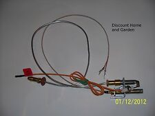 Heat n Glo  Heatilator Gas Log Fireplace Natural Gas Pilot Assembly 446-512A