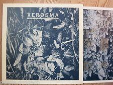 Xerosma Ant-zen LP # 357/525 Blue vinyle Kirlian CAMERA t.a.c. stin scatzor