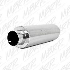 "MBRP 5"" Quiet Tone Diesel Muffler Al M2220A 5"" INLET / OUTLET Universal"
