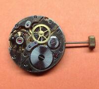 FELSA 294 Gents mechanical watch movement - N.O.S - ticking well