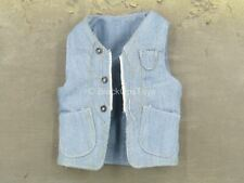 1/6 scale toy The Expendables 2 - Barney Ross - Blue Denim Like Vest